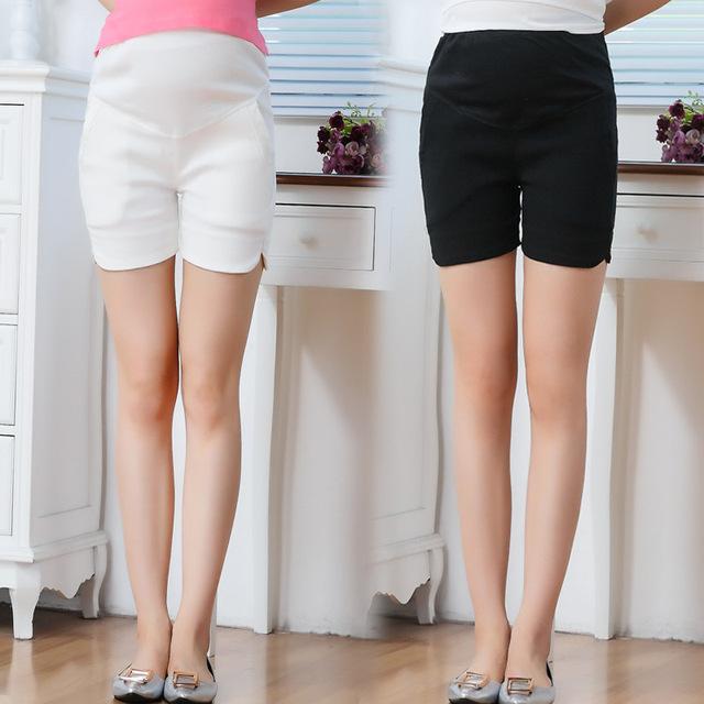 MamaLove Los Pantalones Causales para Llevar El Embarazo de Maternidad de Verano de Alta Calidad Más El Tamaño de Ropa de Moda para Las Mujeres Embarazadas