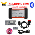 Multidiag pro+ plus with 2014.2 with keygen and 2015.R3 (free activated) on cd with without bluetooth cdp tcs free dhl shipping
