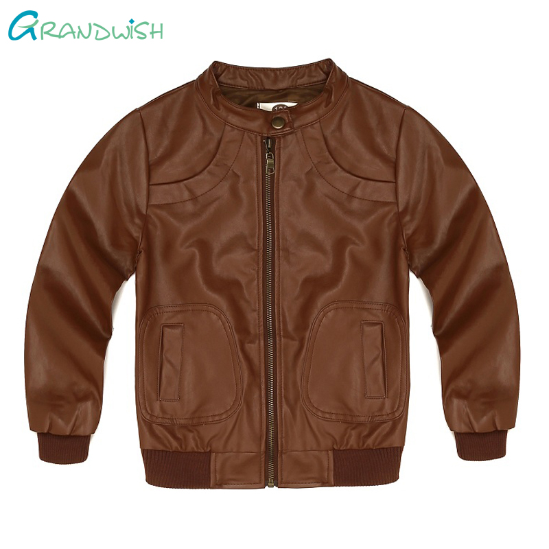 Popular Leather Jackets for Boys-Buy Cheap Leather Jackets for ...