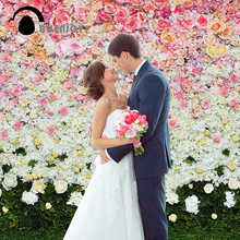Фотография 5x7ft wedding Photography Backdrop flowers lawn interior child background for photography studio Custom size Allenjoyhome 2016