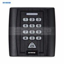 Diysecur Близость RFID считыватель 125 кГц клавиатура Контроллер доступа безопасности Системы комплект Дверные звонки и пуговицы