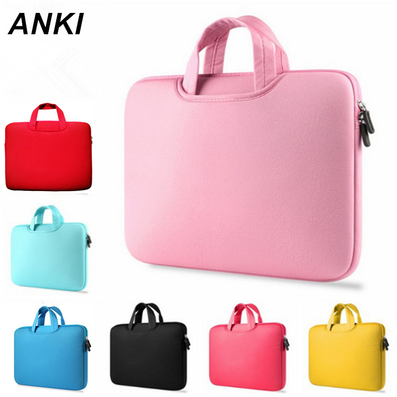 2018 New Zipper Computer Sleeve Case For Macbook Laptop AIR PRO Retina 11 12 13 14 15 15.4 inch Notebook Touch Bar Handbag Bag 2018 New Zipper Computer Sleeve Case For Macbook Laptop AIR PRO Retina 11 12 13 14 15 15.4 inch Notebook Touch Bar Handbag Bag