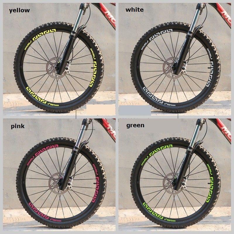 E-Thirteen Sticker Racing Bike Racer Mountain Bike Enduro Downhill ETH001