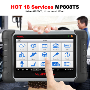 Image 4 - Autel MaxiPRO MP808TS Diagnostic Tool Automotive Scanner OBD2 OBD 2 All system Add TPMS Function Better Than MK808 MK808TS AP200
