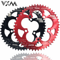VXM 110BCD 50 35T 700C Road Bike Bicylcle 7075 T6 Alloy Oval Chainwheel Kit Ultralight Ellipse