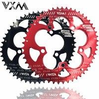 VXM 110BCD 50 35T 700C Road Bike Bicylcle 7075 T6 Alloy Oval Chainwheel Kit Ultralight Ellipse
