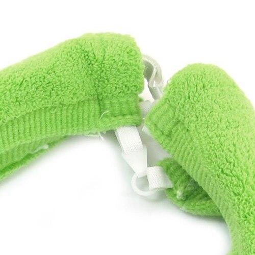 Phfu Санузел многоразовые теплые мягкие Чехлы для сиденья унитаза Коврики Pad Подушки зеленый