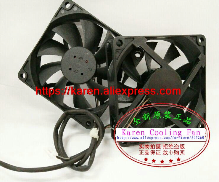 New Original ADDA \ AD07012HX159300 70*70*15MM 12V 0.35A double projector cooling fan