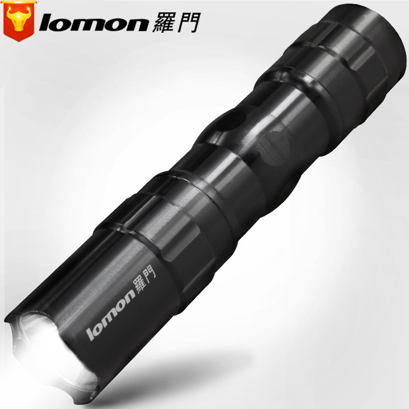 Lomon SD32 Super Bright 30lm Mini LED Flashlight One mode LED light lamp Waterproof Aluminum alloy aa Camping hiking Torch