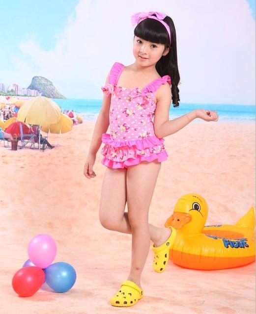 306283cba915f 2013 hot fashion & ffee shipping little girls one piece skirted swim dress,  swimwear,swimsuit,bathing suit, beachwear,surf wear