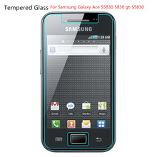 Tempered Glass For Samsung Galaxy Ace S5830 5830 gt-S5830 Screen Protec