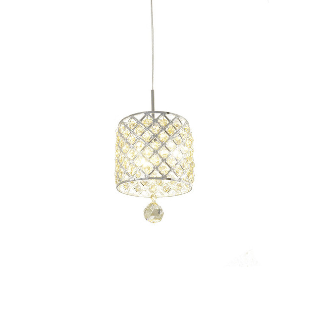 Decorative Crystal Pendant Light