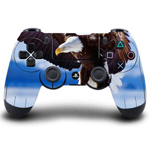 Game PS4 Skin Accessory Resident Evil Umbrella Logo Sticker Full Coverage for Sony PlayStation 4 Wireless Controller Accessory