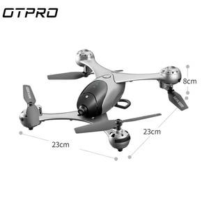 Image 3 - OTPRO PM9 mini rc Drone WIFI FPV Quadcopter Professione Dual camera 4K 1600p o 5mp otpro HD Video il Mantenimento di quota di Ritorno Automatico