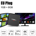 Sunvell T95M TV Box Amlogic S905 Quad Core 64Bit Android 5.1 Smart 4K HD Media Player 1GB 8GB Built in 2.4G WiFi Bluetooth