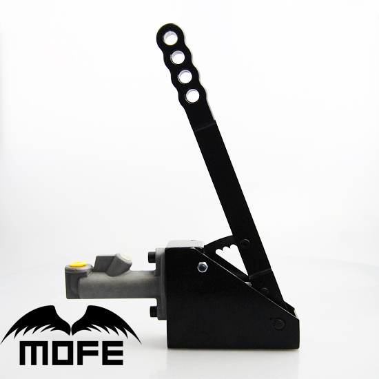 "0.7"" Master Cylinder Aluminum Vertical Hydraulic Handbrake Hand Brake For Racing Drifting Rally Car|vertical hydraulic handbrake|hand brake hydraulic|hydraulic hand brake - title="