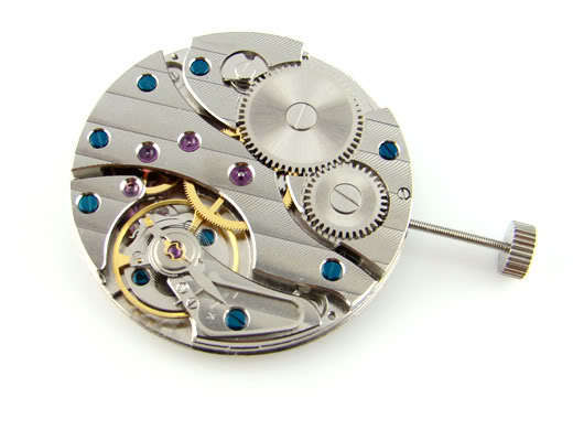 Watch Parts, Seagull 17 Jewels 6497 Swan Neck Mechanical Hand Winding Movement цена и фото