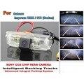 Для Subaru Impreza WRX/STi Седан Автомобиль Интеллектуальные Парковка Треков камера/HD Резервного копирования Камера Заднего Вида/Камера Заднего вида