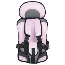 Infant Safe Seat Portable Baby Safety Seat Children's Chairs Updated Version Thickening Sponge Kids Car Seat Adjustable Car Seat