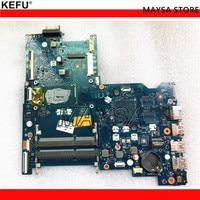 Kefu 854941 601 LA D703P для hp Тетрадь 15 AY 15 AC 15 AY022DS серии Материнская плата для ноутбука с i3 5005U процессор