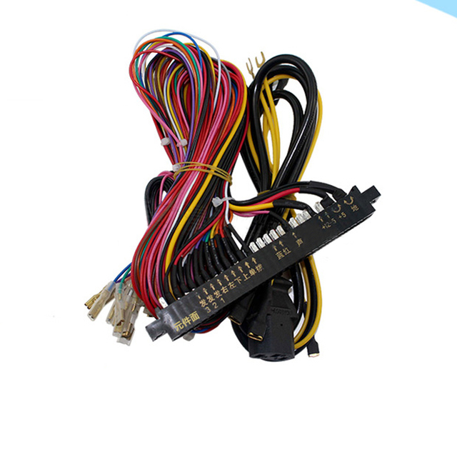 US $9.5 5% OFF|Best price !!! arcade parts jamma harness,wiring harness Jamma Harness Wiring on