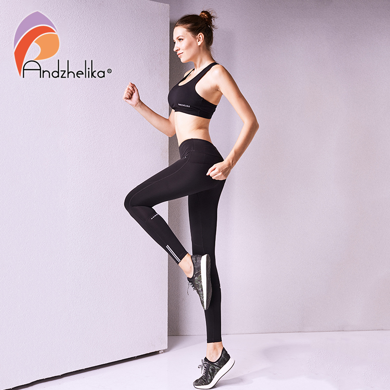 Aliexpress.com : Buy Andzhelika 2018 New Women Yoga Pants
