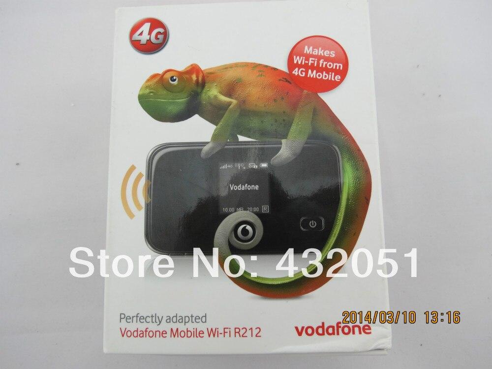 Vodafone R212 4 Г Точка Мобильный Wi-Fi