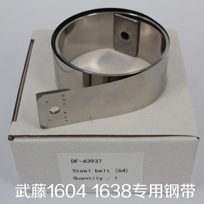Original Mutoh 476cm long Steel Belt DF-43937 for VJ-1604 64 printer printer steel belt mutoh steel belt for mutoh rh2 vj1604 vj1618 vj1638 vj1624 rj8000 rj8100 printer