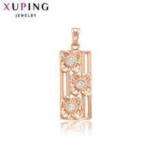 11.11 Xuping สี Rose Gold Plated (China)