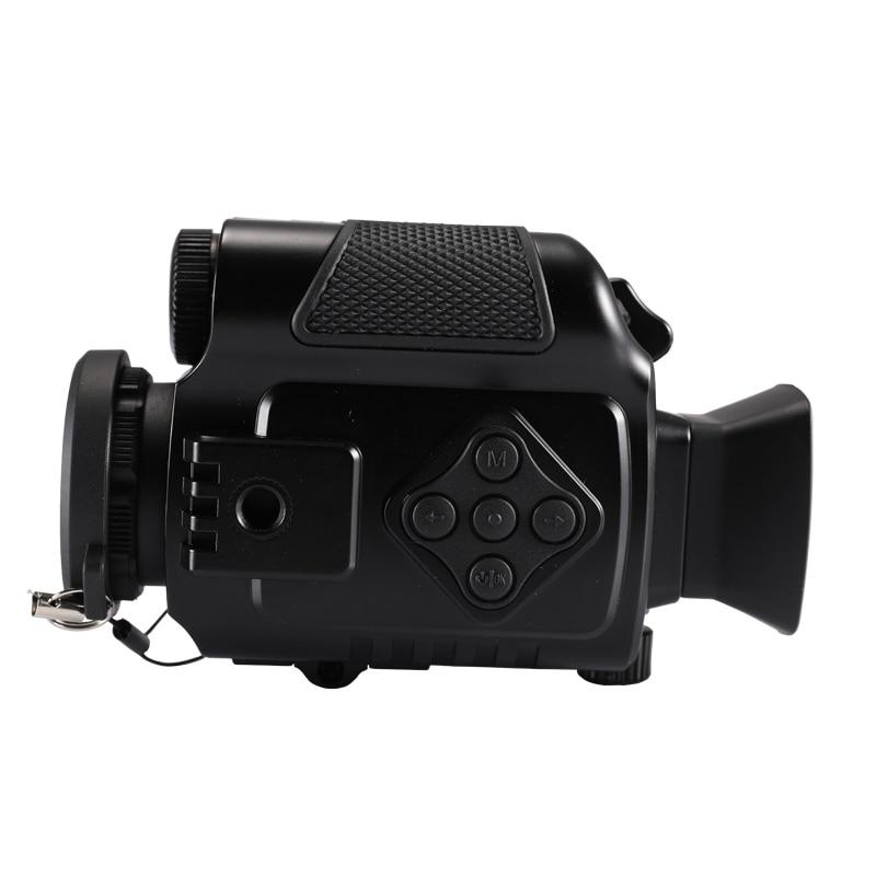 Câmeras infravermelhas do tamanho nv do zumbido