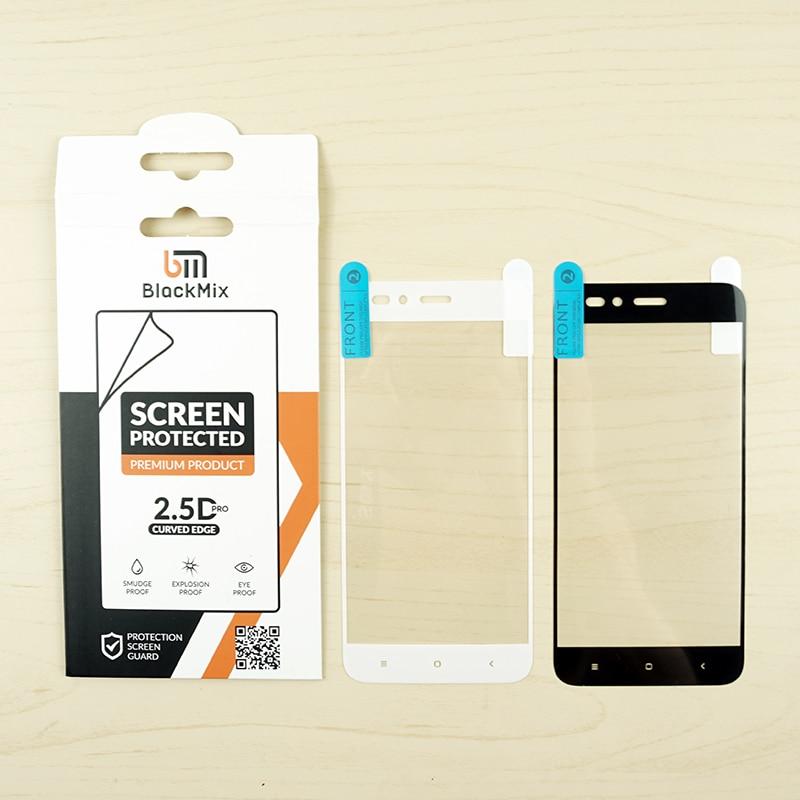 For Xiaomi Mi 5X Mi A1 Soft PET Nanometer Anti Explosion Screen Protector 3D Full Curved Film (Not Tempered Glass) MI 5x MI a1