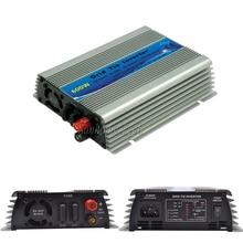 Mppt 600 Вт Солнечная силовая Сетка tie микро-инверторы чистая синусоида 22-60 В постоянного тока до 120 В или 230 В переменного тока инверторы 600 Вт на сетке tie инверторы