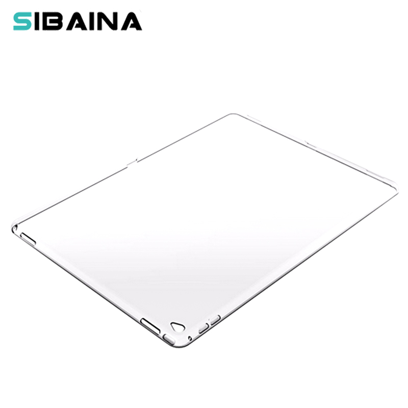 Clear Transparent Silicon TPU Case For iPad Mini 2 3 4 Cover Case For iPad Air 2 Case Slim Tablet Cover For iPad pro 10.5 2018