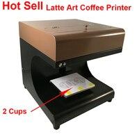 מדפסת שטוחה להדפסה עוגת קינוח/Milktea/קפה/שוקולד מכונת דפוס דיגיטלית