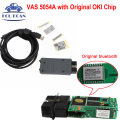 Best VAS 5054A With Original OKI Chips VAS5054 Original bluetooth VAS5054A VAS 5054 ODIS 3.03/3.12 Support UDS Protocol