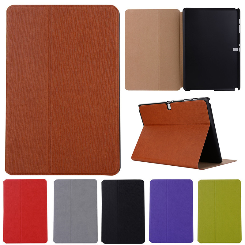 Fashion Book Leather Case Tablets Accessories Business Cover Fundas for Samsung Galaxy Note Pro 12.2 P900 P901 P905 Stand Cases