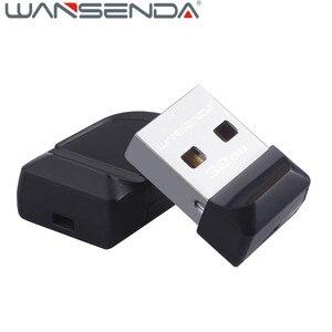 100% full capacity Wansenda USB Flash Drive Super tiny Pen drive 64GB 32GB 16GB 8GB 4GB Pendrive Waterproof USB Memory Stick