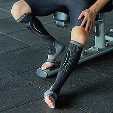 1 пара спортивных компрессионных носков ортопедические поддерживающие