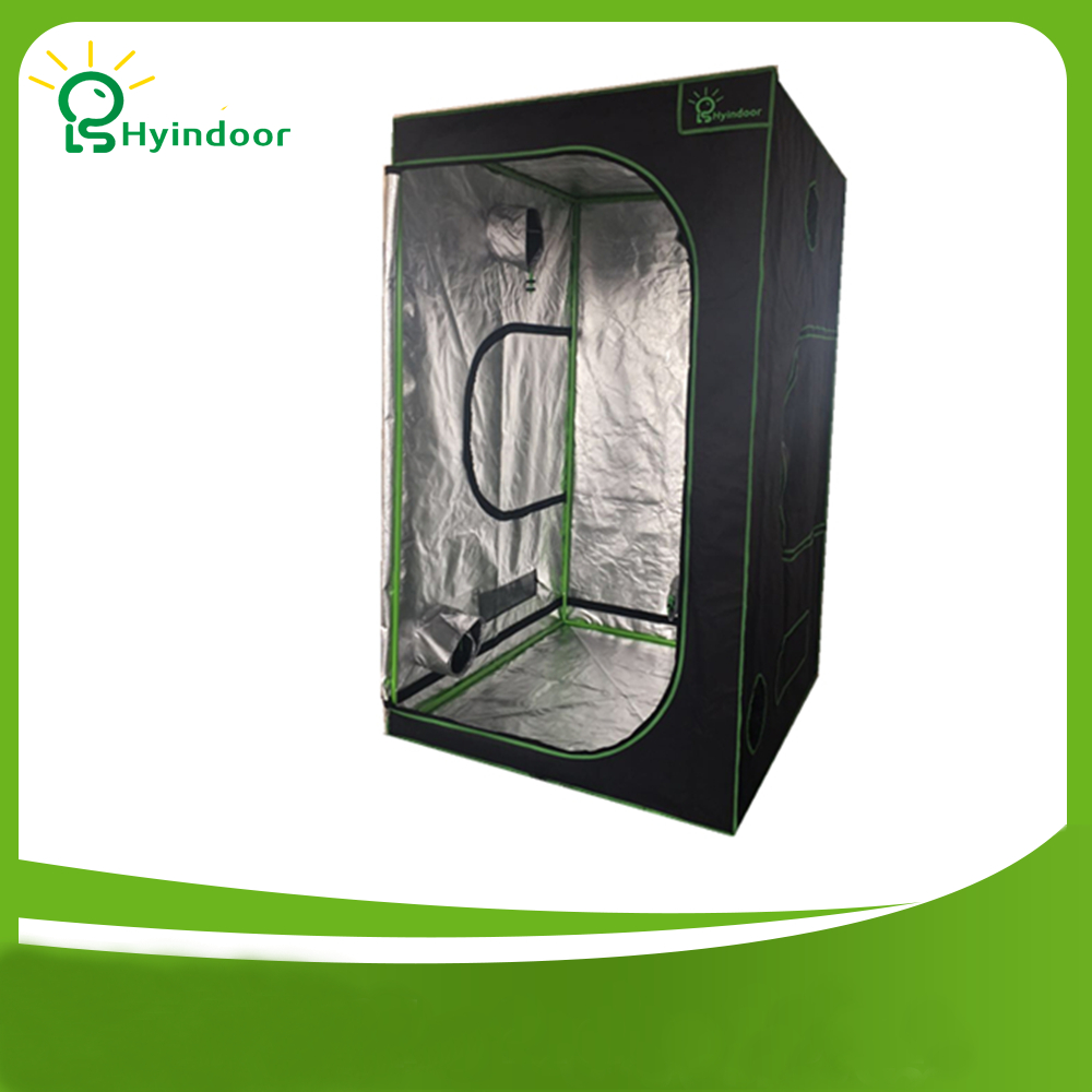 120*120*200 indoor Hydroponics Grow Tent Greenhouse Reflective Mylar Non Toxic Room 120 200 1155036