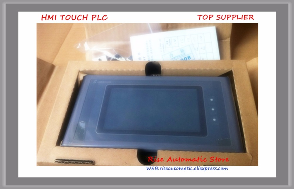 все цены на  Touch Screen Display And Control SK-070BE HMI Gift Download Cable new  онлайн