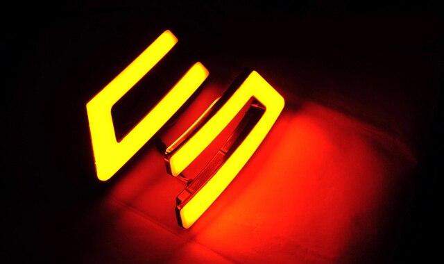 Бесплатная доставка новый Высокое качество дневного света drl противотуманные фары лампа с сигналом поворота диммер функция для Форд Фокус 2012 3