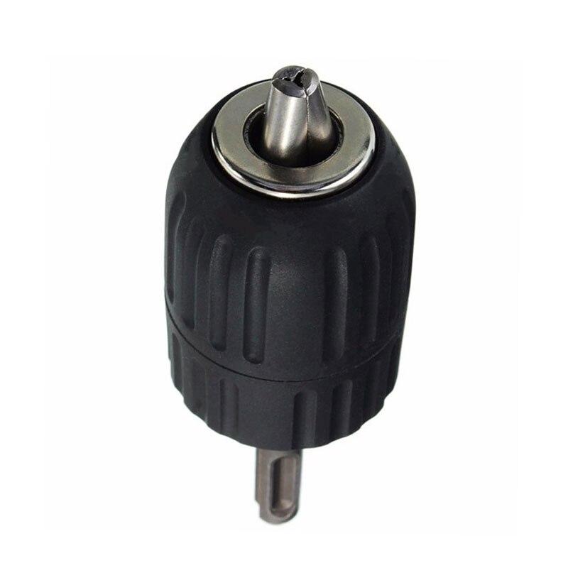 Professional Drill Chuck Keyless Drilling Quick Change Bit Adapter Converter SDS Adaptor Hardware Tool Accessories
