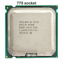 INTEL XEON E5430 Processor CPU 771 to 775 (2.660GHz/12MB/1333MHz/Quad Core) LGA775 work on 775 motherboard warranty 1 year