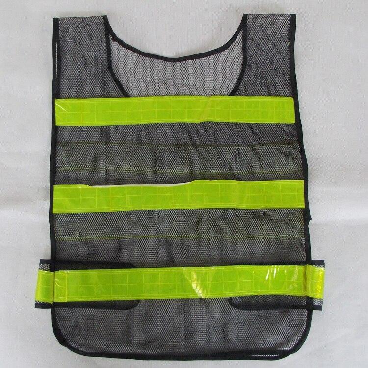 Popular Black Reflective Vest Buy Cheap Black Reflective
