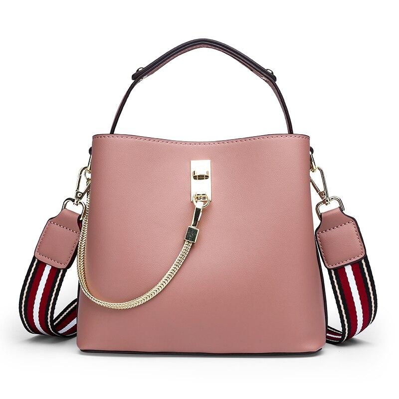 Bags For Women Bolsa Feminina Sac A Main Luxury Handbags Designer Bucket Soft Leather Tote Ladies Hand Bags