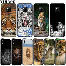 YIMAOC Animals The lion tiger leopard Soft Silicone Phone Case for Huawei Nova 4 3 3i 2i Cover for Huawei Mate 20 10 Pro Lite(China)