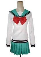 The Disastrous Life of Saiki K. PK Academy Teruhashi Kokomi Mera Chisato Yumehara Chiyo Cosplay Costume