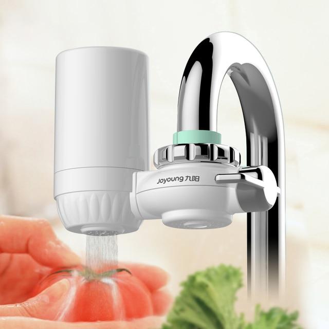 famous brand mini tap water filter purifier porcerlain carbon filter