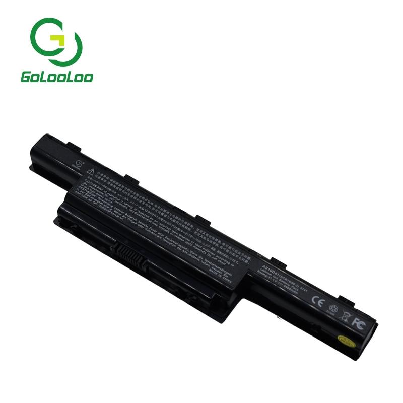 Gololoo 11.1v μπαταρία v3-571g για Acer Aspire AS10D31 - Αξεσουάρ για φορητό υπολογιστή - Φωτογραφία 4