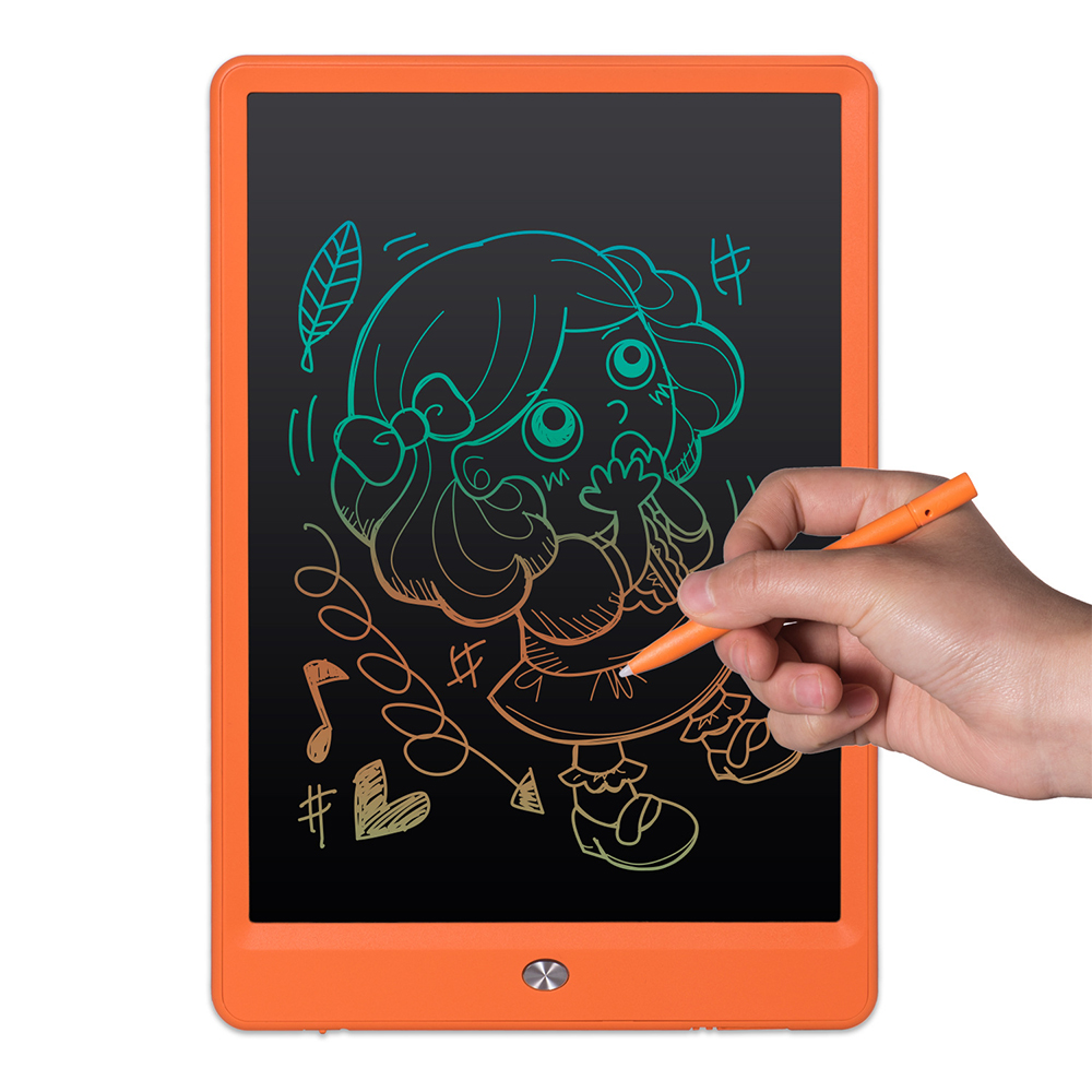 10 Inch Color Screen Light Energy Electronic Writing Board To Prevent Accidental Deletion Of Painting Creative LED Digital Board
